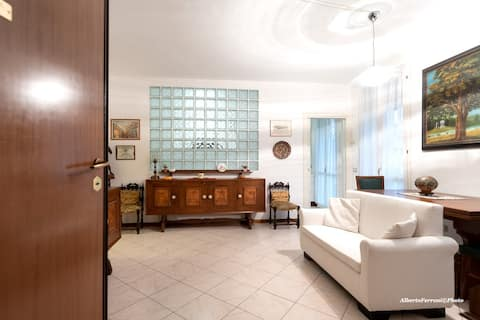 Two-room apartment near Milan and Como