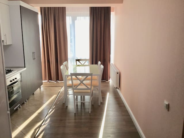 New building!!! Apartment in the heart of the city