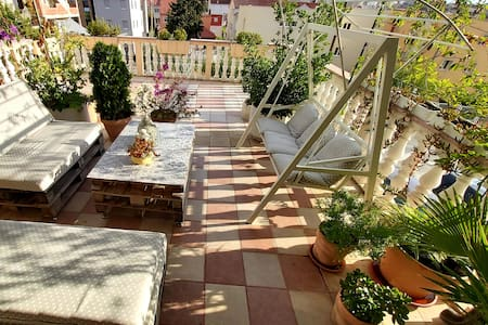 Lovely & cosy Apartment with a spacious Balcony