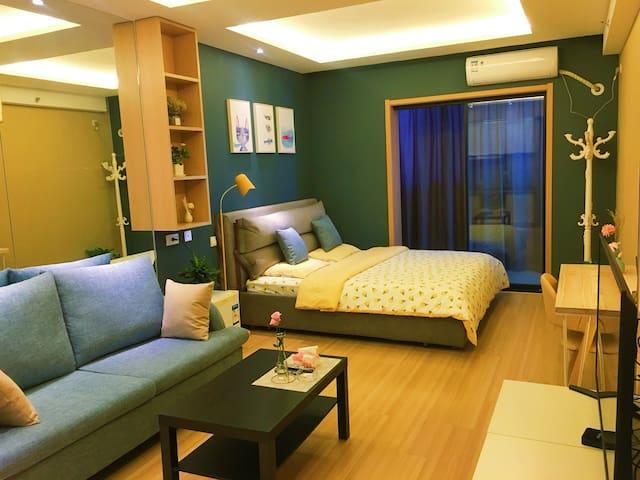 特惠银川中心大阅城商圈精装公寓