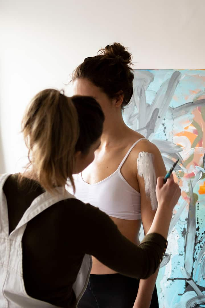 Get Body Painted And Empower Yourself Airbnb