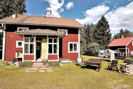 Charming house in a village between Mora and Sälen