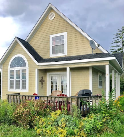Charming Campobello Cottage!