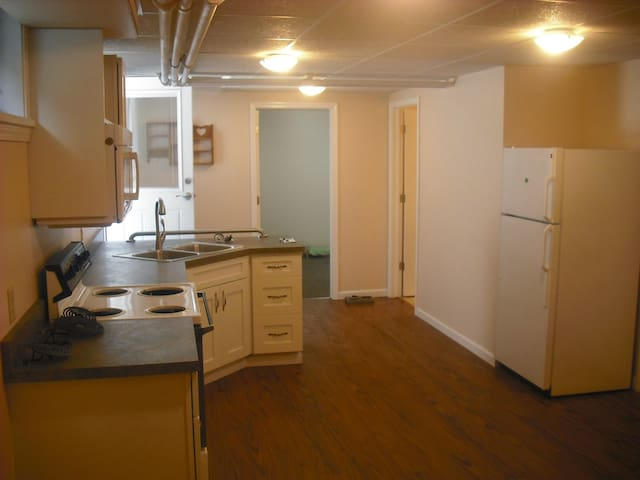 Squirrel Hill Suite on Wightman - Pittsburgh - Apartment