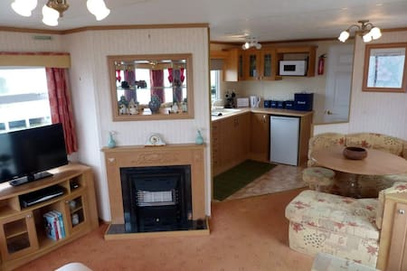 Beautiful waterfront caravan. - Stranraer - Other