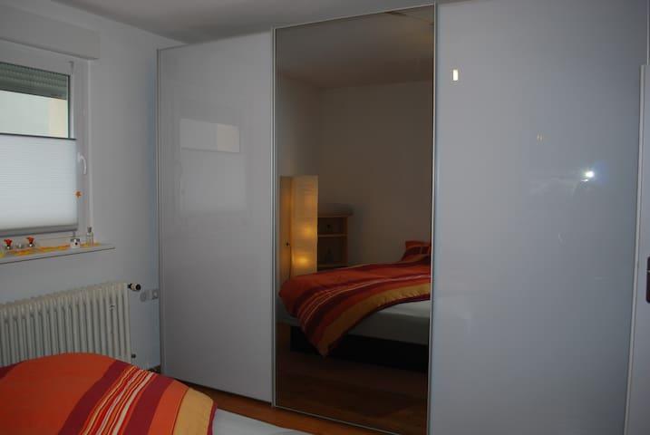 schicke EG Wohnung mit Wasserbett - Ludwigshafen am Rhein - Pis