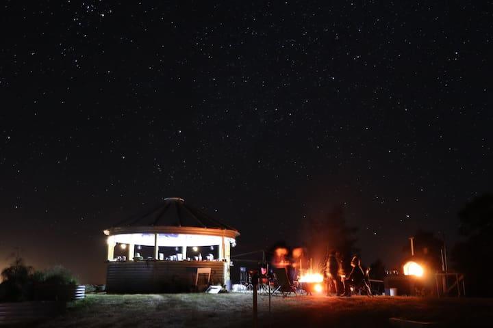 ForknFarm Homestead Cabin 1