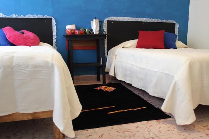 "Habitación privada ""La Sandunga"""