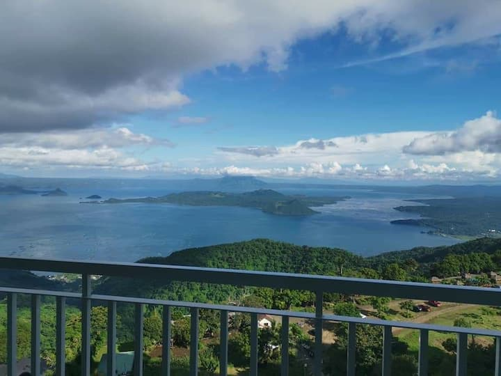 Naneen's Tagaytay Staycation, Winds Residences