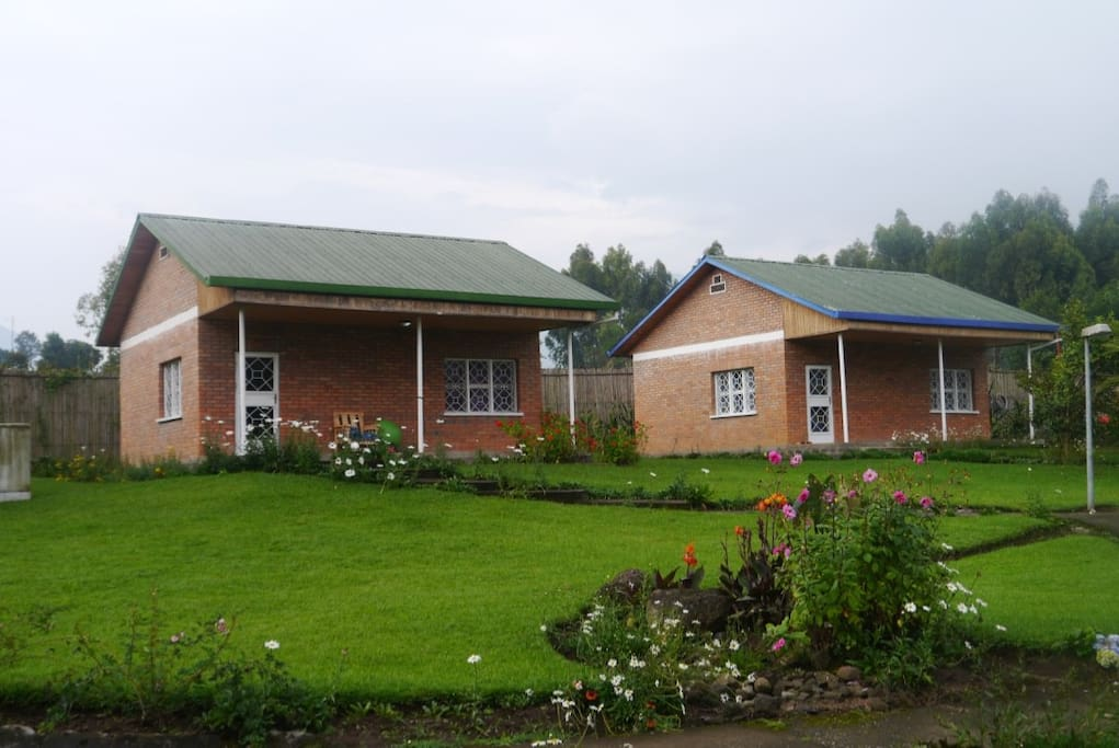 Our rental bungalows