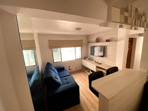 Apartamento completo lindo e aconchegante