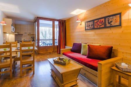 Studio Residence Brides les Bains - Savoie - Brides-les-Bains - Lägenhet