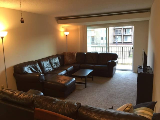 Resort apartment 1 bedroom in Alexandria near DC - Alexandria - Apartamento