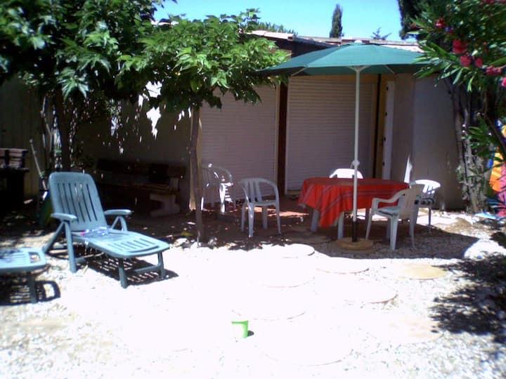 Villa jardin bord de mer Torreilles