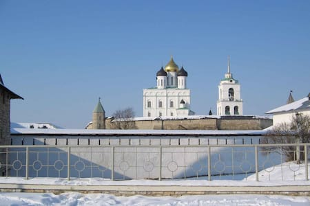 Family Apartment - Pskov - Serviceret lejlighed