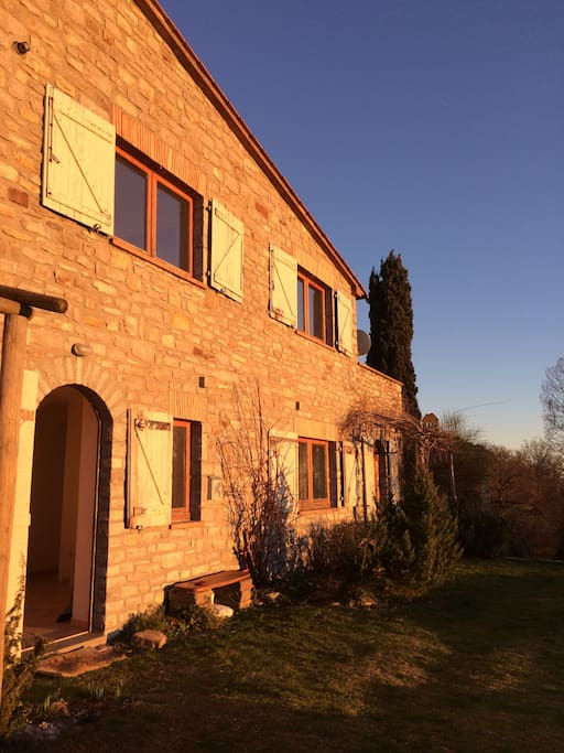 A tuscan home with an amazing view houses for rent in for Tuscan view guest house