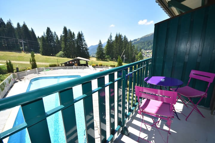 Grizzli - 4/5 people - 1 bedroom duplex apartment