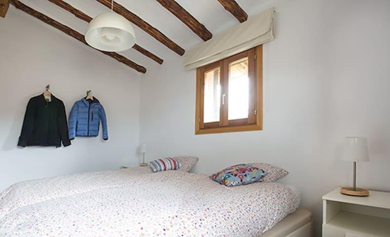 Habitación 2. 2 camas individuales