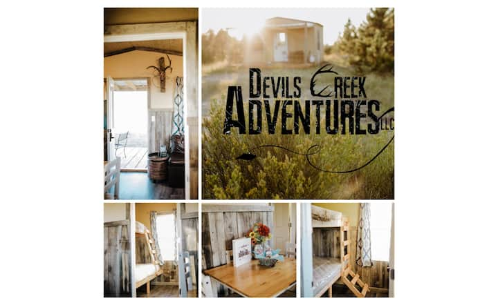 Hunting/Fishing Deluxe Family Cabin Fort Peck Lake