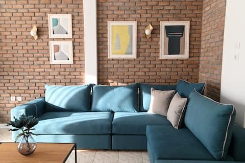 Stylish Apartment in Serres