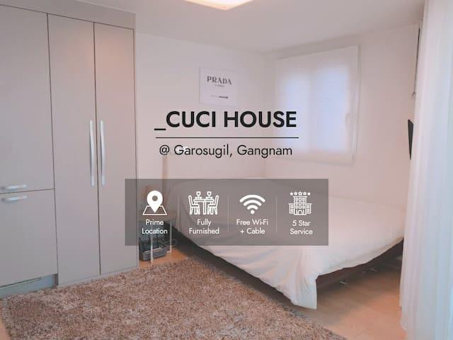 *10% OFF* Cozy&Luxurious Stay in Garosugil,Gangnam