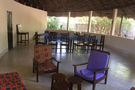 Timberland Lodge (eco-friendly in Gambia)