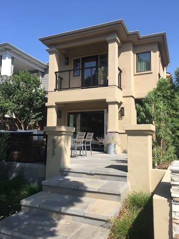 Remodeled Home as seen on HGTV & 6 seat Golf Cart! - Coronado - Huis