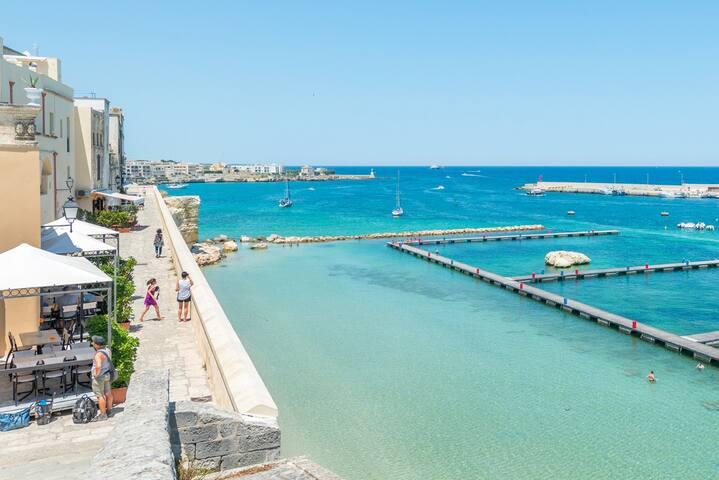 Moderno appartamento nel centro storico di Otranto