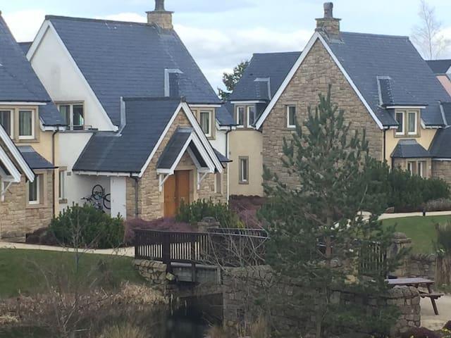 Glenmor Village at Gleneagles Hotel - Perthshire - Chalet