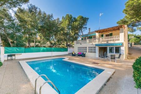 Villa Nest with private pool