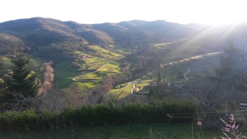Location Ardèche Verte - Empurany - Casa