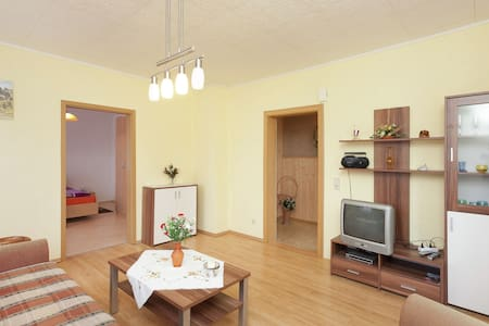 Quaint Apartment in Mittelndorf with Valley view
