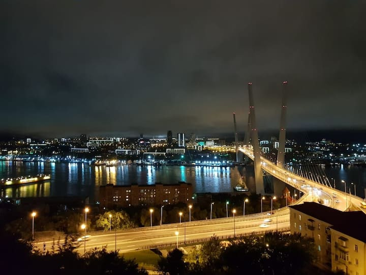 Golden Horn,apartment, Best view, Sunny side,wi-fi