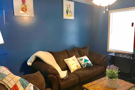 Cozy apartment in a good area