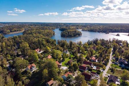 Countrycitycottage  Close to Nature & Stockholm