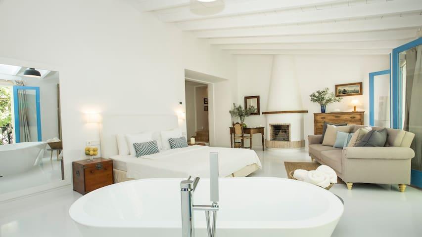Suite VELÁZQUEZ im Agroturismo inkl. Frühstück