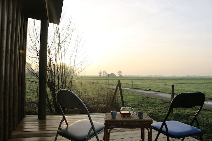 Countryside house in beautiful area - Nij Beets - Huis