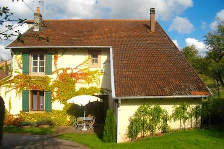 Gîte du Prébouquin, Massif vosgien - Ménil-de-Senones - Dom