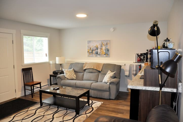 Nanaimo home~suite at Bowen Park