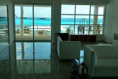 Bonito departamento en Zona hotelera de Cancún - カンクン - アパート