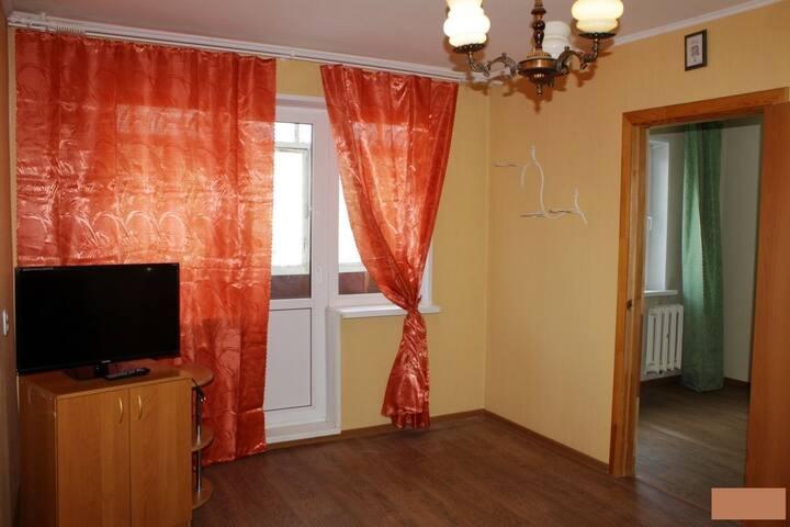 Тихий Центр. Квартира на Молодежной - Barnaul - Byt