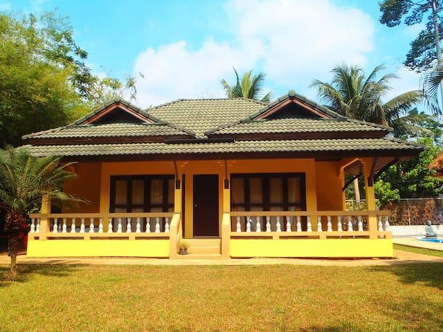 Villa 2 chambre piscine à Koh Samui - Ko Samui - House