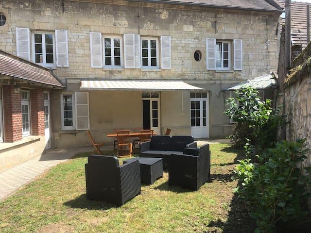 Idéal Famille à 30 minutes de Roissy CDG