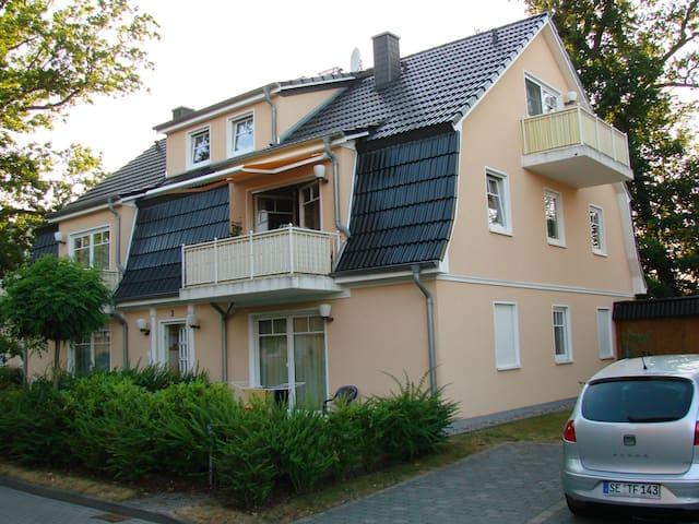 Seebrise 2*** - Graal-Müritz - Apartment