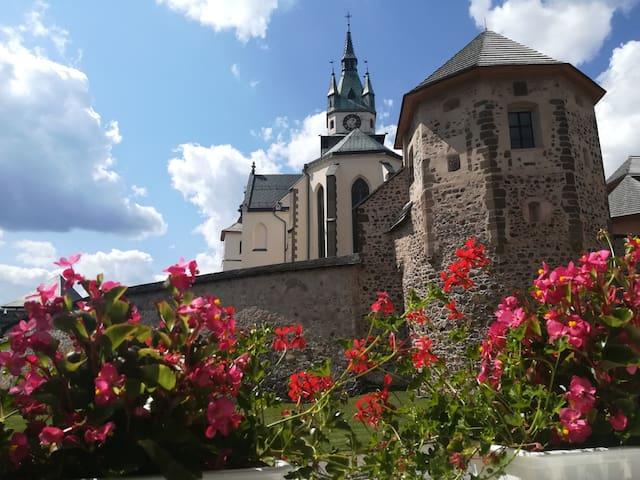 Pod Zámkom, Kremnica
