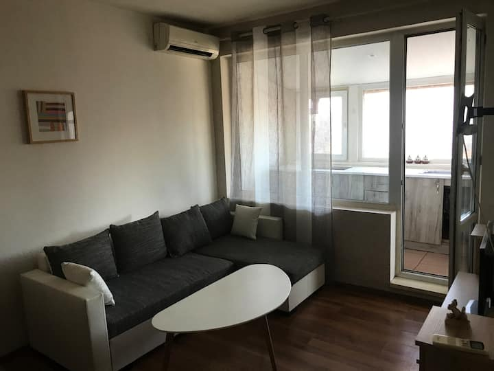 Cozy flat in Plovdiv city
