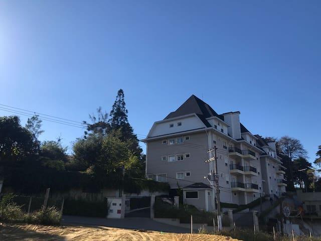 Duplex Novo Na Montanha no Capivarí