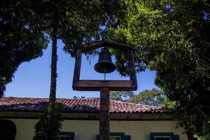 Quarto em Fazenda Histórica Resort