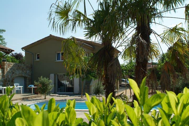 Villa Le Serre, 12 pers, piscine privée