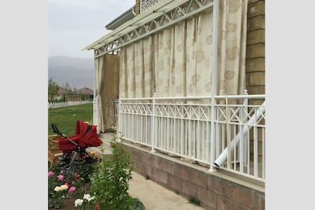 Lovely apartment on Issyk-Kul lake (Karven Resort) - Chong-Sary-Oy - 公寓
